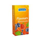 kondomer med smag