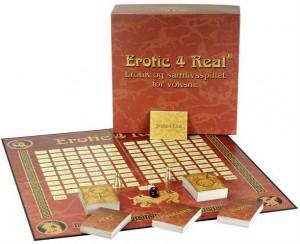 erotisk brætspil
