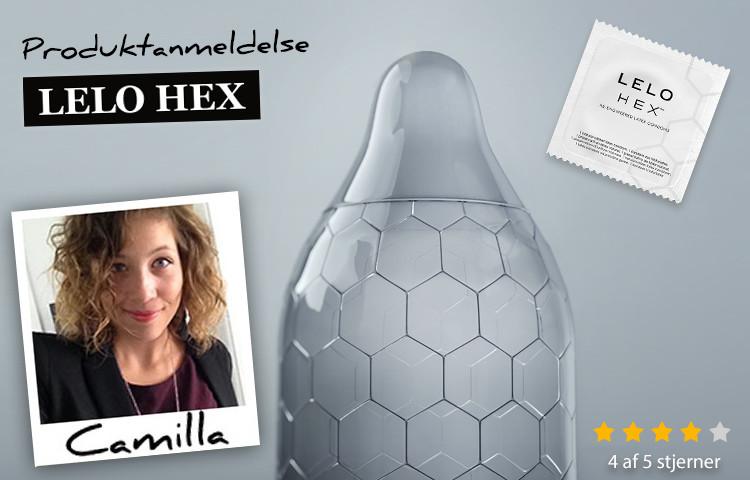 LELO HEX kondomer anmeldelse