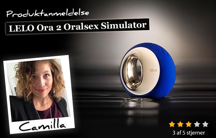 Lelo Ora 2 Oralsex simulator anmeldelse